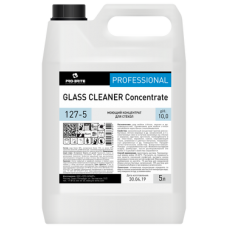 GLASS CLEANER Concentrate 5 л Моющий концентрат для стёкол и зеркал Pro-Brite